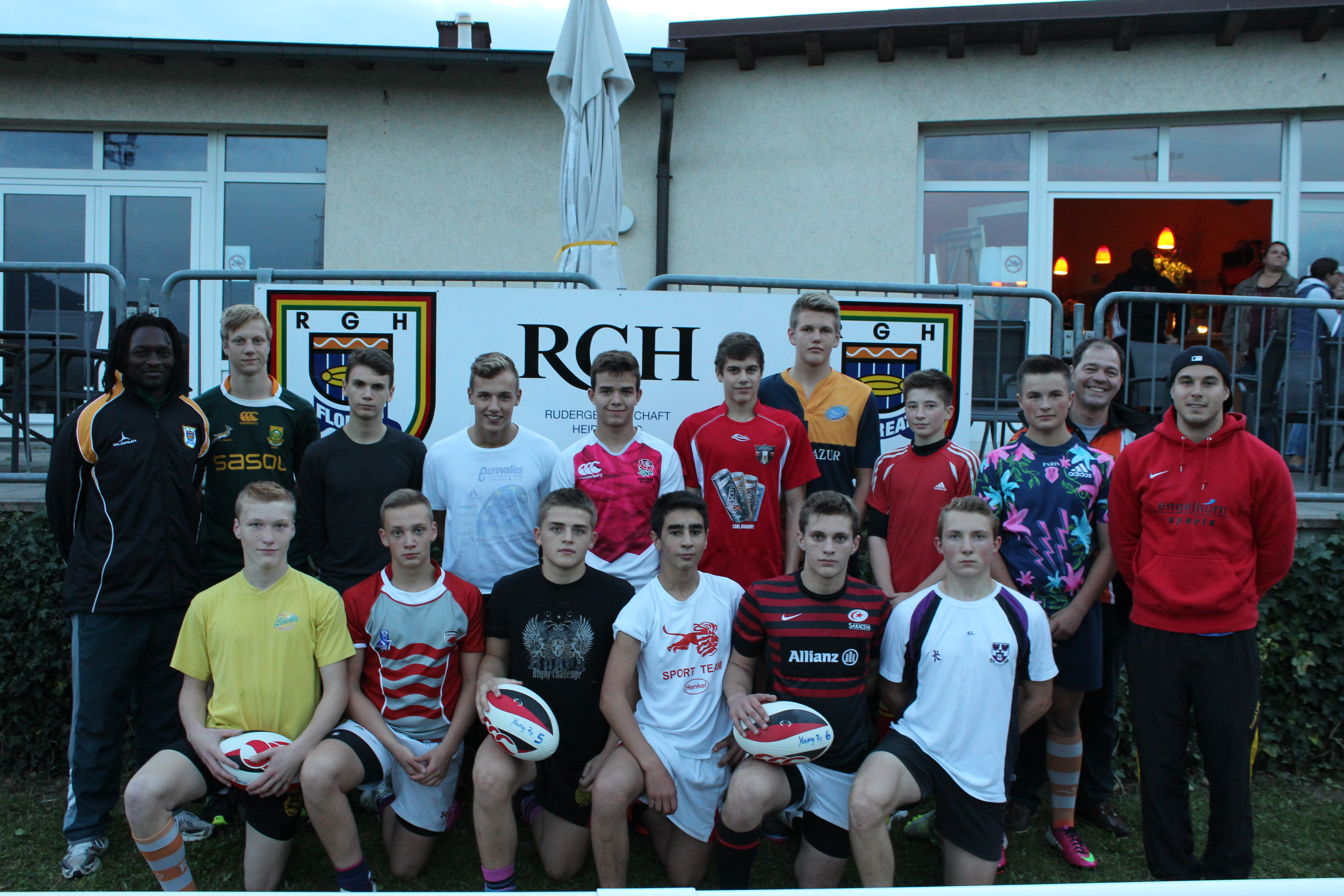RGH Young 7s